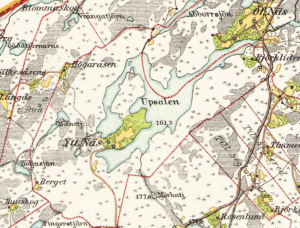 Kartbild Y Näs