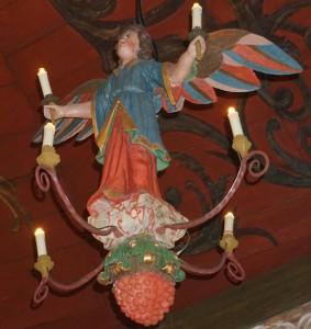Ångel 1 Sätila kyrka